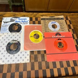 LOT OF. 45. RPM RECORDS LOT #2